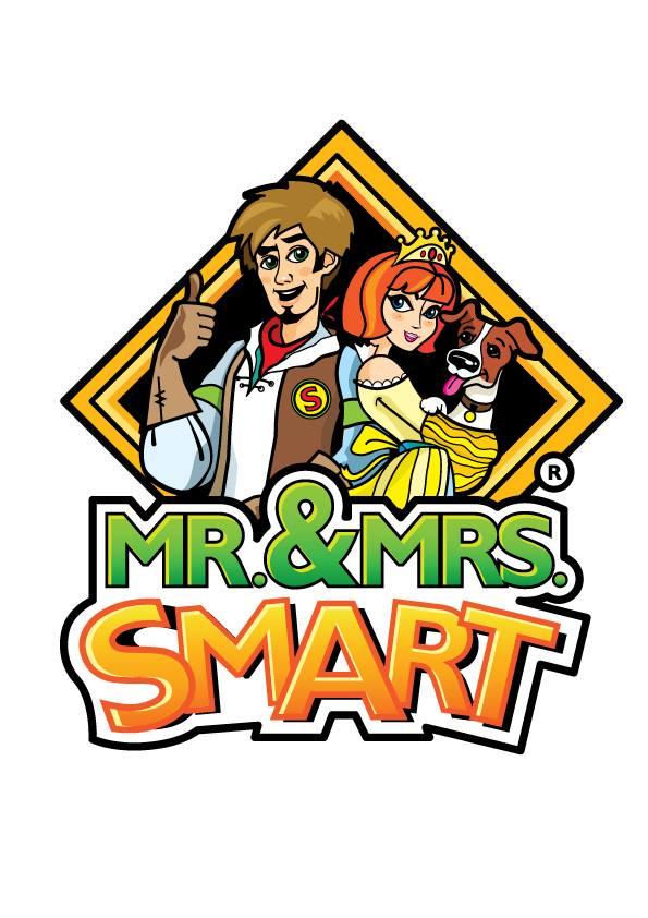 Mr. and Mrs. Smart ® - ЗАПАЗЕНА ЕВРОПЕЙСКА ТЪРГОВСКА МАРКА