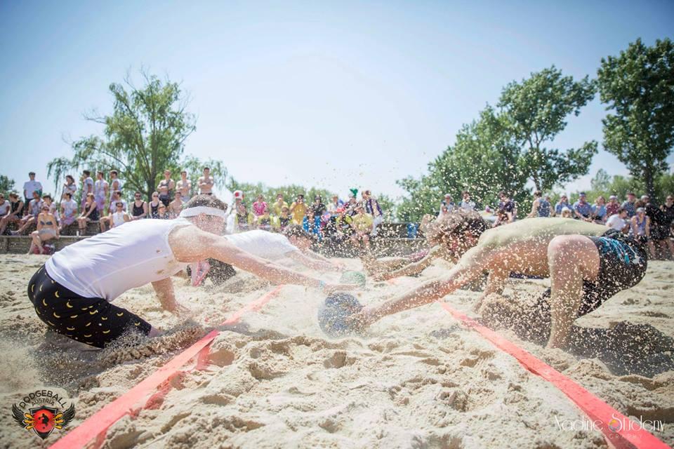 1. FSC Beach Dodgeball Turnier & AFTERGAMEPARTY mit DJ R.M.C