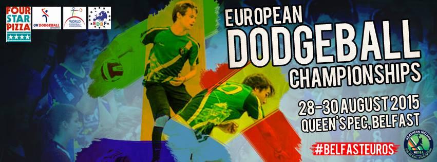 Dodgeball Euro 2014